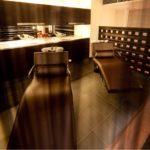ルッカのシャンプーブースの写真