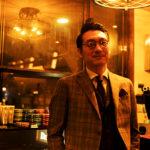 スーツを着たディアバーバーの施術後の男性の写真2